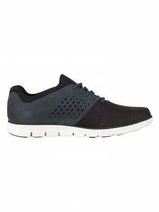 Timberland Midnight Navy Bradstreet Oxford Trainers
