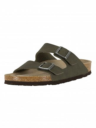 Birkenstock Desert Soil Green Arizona BS Sandals