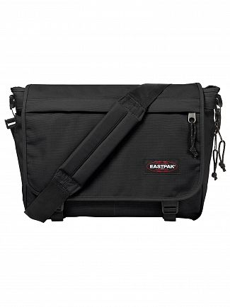 Eastpak Black Delegate Messenger Bag
