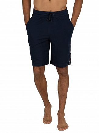 Tommy Hilfiger Navy Blazer Tapping Sweat Shorts
