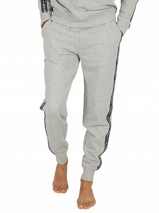 Tommy Hilfiger Grey Heather Track Joggers