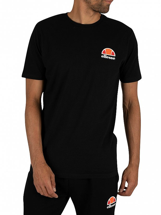 Ellesse Anthracite Canaletto T-Shirt