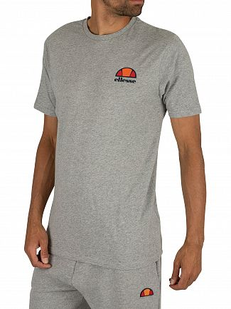 Ellesse Athletic Grey Marl Canaletto T-Shirt
