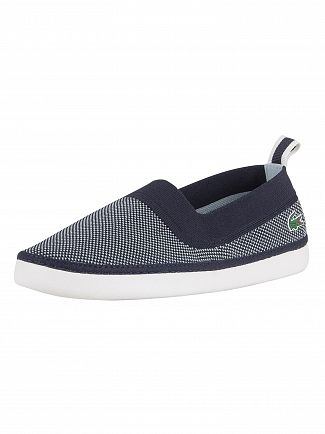 Lacoste Navy/Dark Blue L.ydro 218 1 CAM Trainers