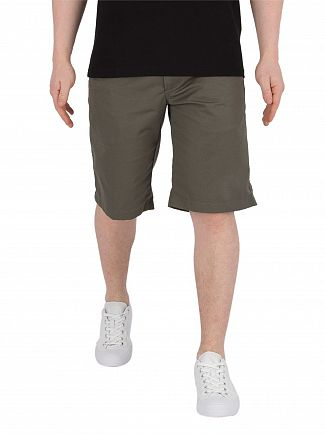 Carhartt WIP Moor Rinsed Presenter Chino Shorts
