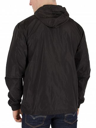 Kings Will Dream Black Barnard Windbreaker Jacket