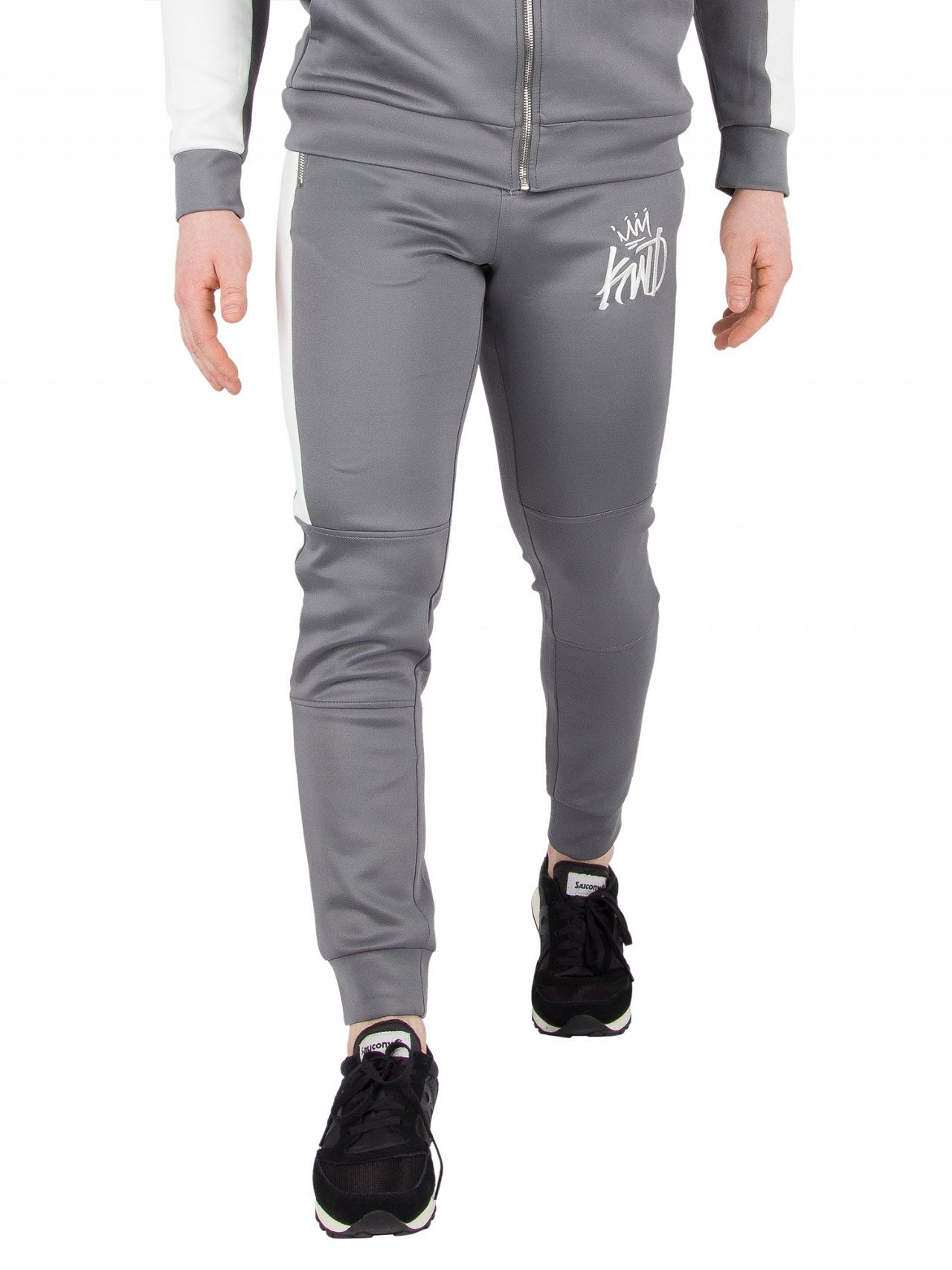 0006220eed599 Kings Will Dream Grey Merton Poly Joggers | Standout