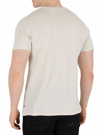 Levi's Light Grey Graphic T-Shirt