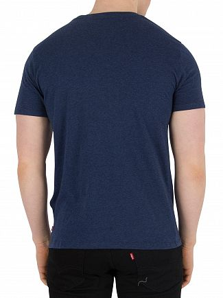 Levi's Dress Blue Graphic T-Shirt