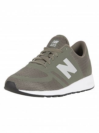 New Balance Olive 420 Trainers