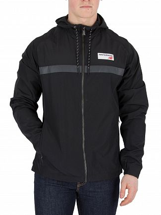 New Balance Black Athletic 78 Jacket