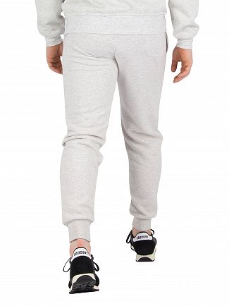 Nicce London Birch Grey Original Logo Joggers