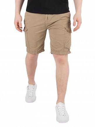 Schott Army Mastic Trolimpo30 Cargo Shorts