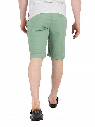 Superdry Green Tea International Chino Shorts
