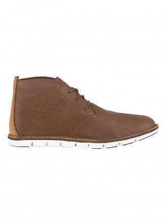 Timberland Brown Tidelands Desert Boots