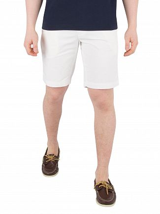 Tommy Hilfiger Bright White Brooklyn Shorts