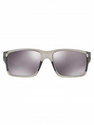 Oakley Grey Ink/Black Iridium Mainlink Prizm Sunglasses
