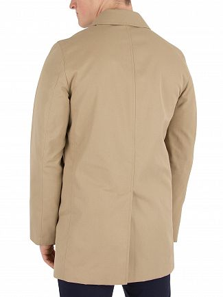 Aquascutum Camel Berkeley Raincoat