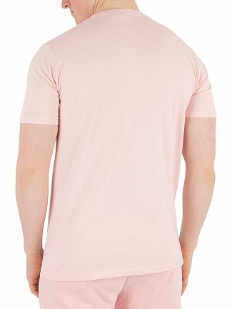 Ellesse Optic White/Strawberry Cream Arbatax T-Shirt