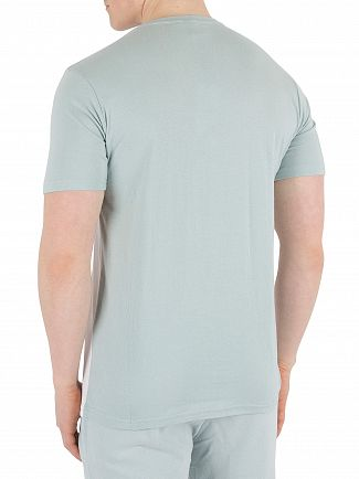 Ellesse Optic White/Sterling Blue Arbatax T-Shirt