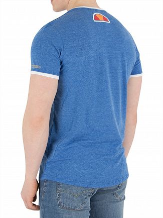 Ellesse Electric Blue Lemonade Impact T-Shirt