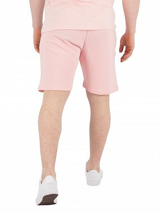 Ellesse Strawberry Cream Noli 2 Fleece Sweat Shorts