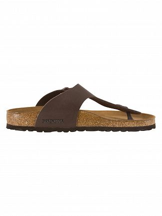 Birkenstock Dark Brown Ramses BS Sandals