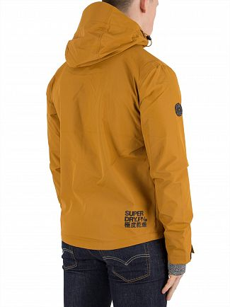 Superdry Ochre Hooded Elite Windcheater Jacket