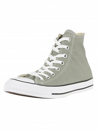 Converse Dark Stucco CTAS HI Trainers