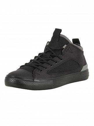 Converse Black/Black/Mason CTAS Ultra OX Trainers