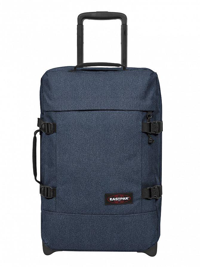 Eastpak Double Denim Tranverz S Cabin Luggage