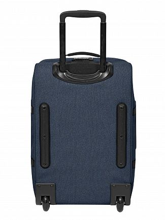 Eastpak Double Denim Tranverz S Cabin Luggage