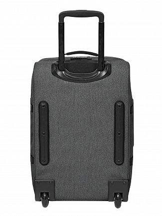 Eastpak Black Denim Tranverz S Cabin Luggage