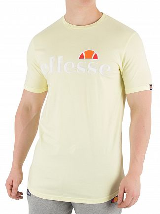 Ellesse Tender Yellow Balansat T-Shirt