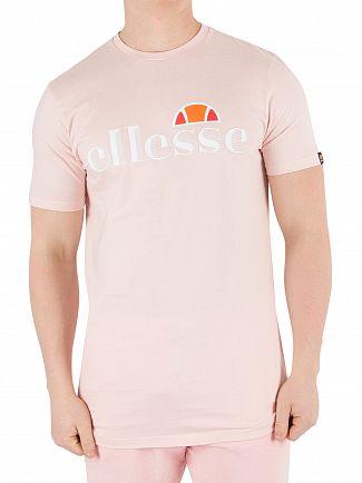 Ellesse Strawberry Cream Balansat T-Shirt