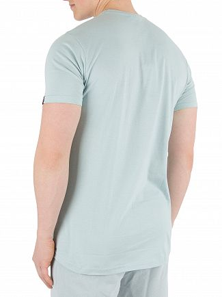 Ellesse Sterling Blue Balansat T-Shirt