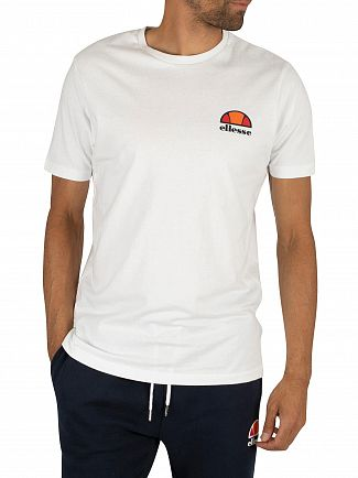 Ellesse Optic White Canaletto T-Shirt