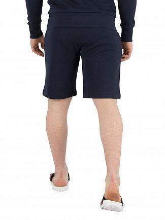 Tommy Hilfiger Navy Blazer Graphic Sweat Shorts