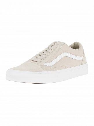 Vans Silver Lining/True White Old Skool Suiting Trainers