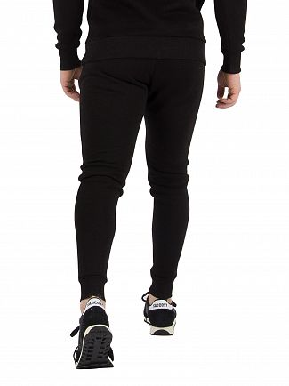 Fresh Couture Black Core Joggers