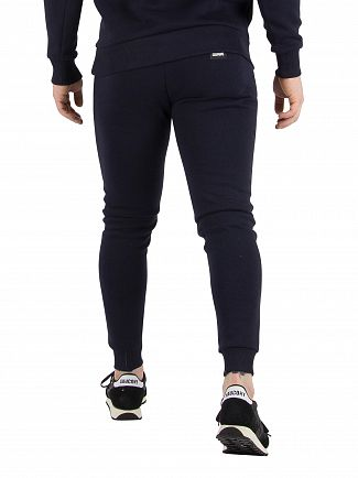 Fresh Couture Navy Core Joggers