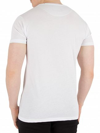 Fresh Couture White Core T-Shirt