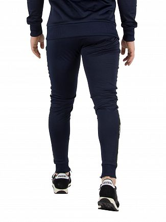 Fresh Couture Navy Tapered Joggers