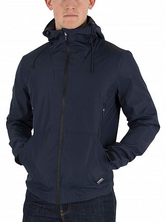 Superdry True Navy Elite Windcheater Jacket
