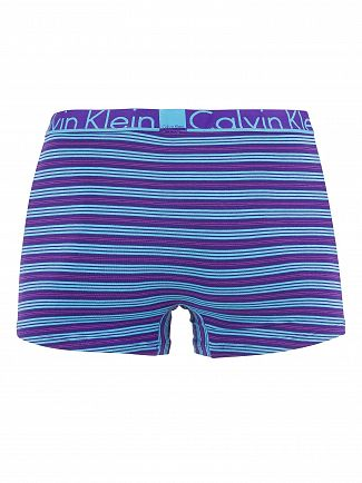 Calvin Klein Replay/Saltwater Striped Trunks