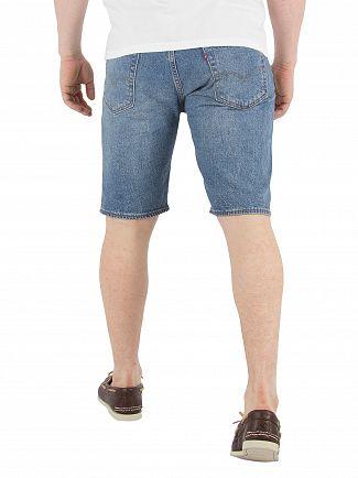 Levi's Baywater 501 Hemmed Shorts