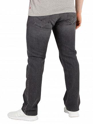 Levi's Mlk Warp 501 Original Fit Jeans