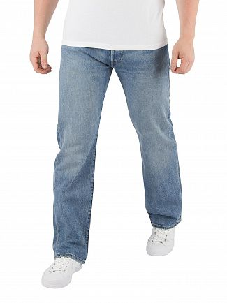 Levi's Baywater 501 Original Fit Jeans