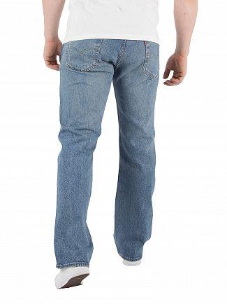 Levi's Baywater 501 Original Fit Jeans