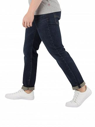 Levi's Zebroid Adapt 511 Slim Fit Jeans